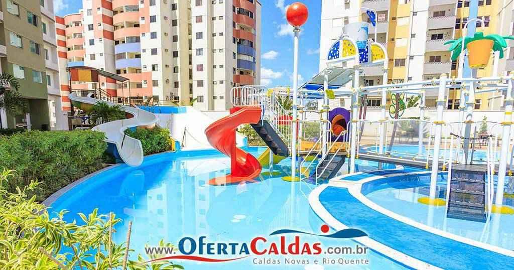 Riviera Park Thermas - Oferta Caldas