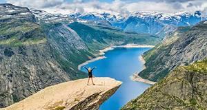 Pacote Noruega - Oslo + Bergen + Stavanger + Trondheim