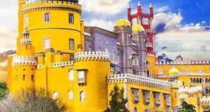 Passeio em Lisboa, Sintra e Cascais