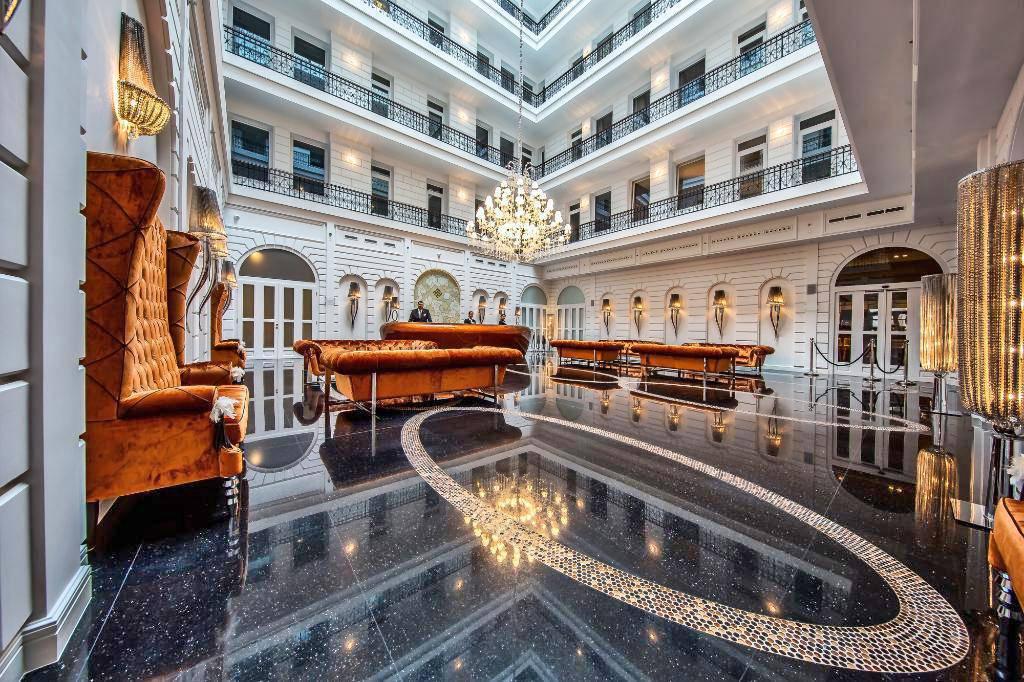Prestige Hotel Budapest****Superior