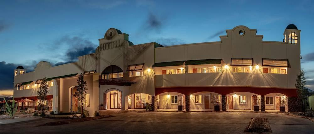 Hotel Hacienda Santana