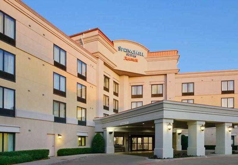 SpringHill Suites Fort Worth University - Foto 1