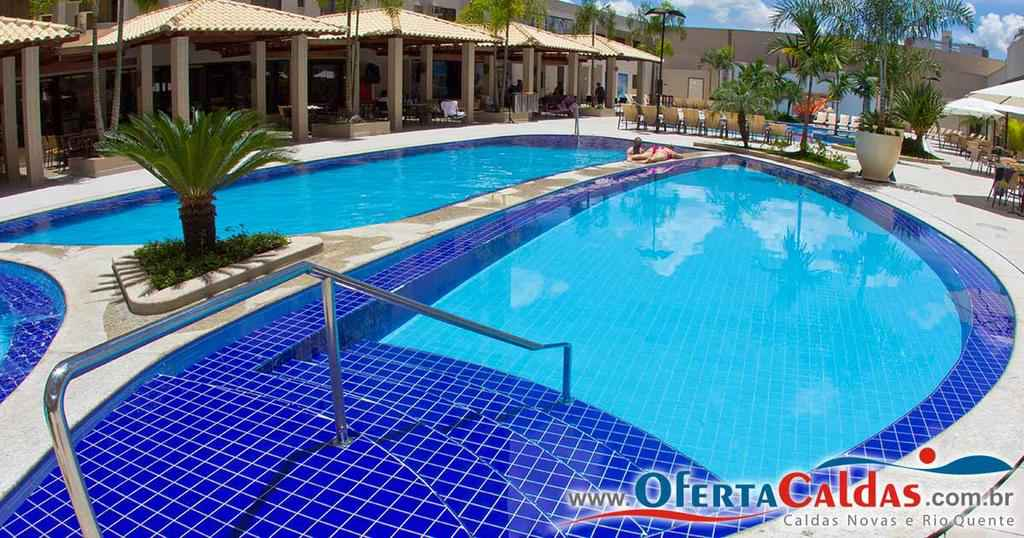 Thermas Boulevard Suites Hotel - Oferta Caldas
